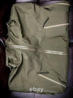NEW ARC'TERYX Leaf Alpha Jacket Lt Gen2 18864-286623 -Ranger Green M Medium