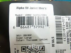 NEW with TAGS Arc'teryx ALPHA SV THALASSA Jacket = Mens LARGE