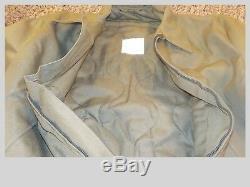 NOS mint U. S. Military CWU flight jacket CW alpha ind. Sz Medium Reg 1986