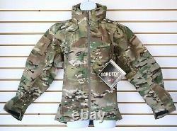 NWT 2020 Arc'teryx LEAF Alpha Gen 2 Jacket Multicam Made in Canada Military
