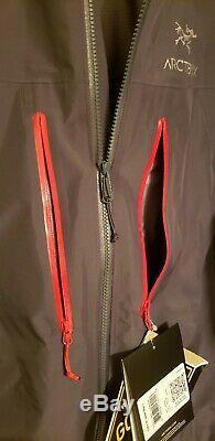 NWT Arc'teryx Alpha SV Men's Jacket Size Medium Pilot Arcteryx Goretex pro