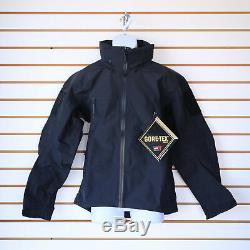 NWT Arc'teryx LEAF Alpha Gen 2 Jacket color Black Made in Canada Military