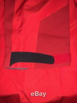 NWT Arcteryx Alpha AR-Tex Pro Shell Jacket Mens Medium Magma New Rate Sold Out