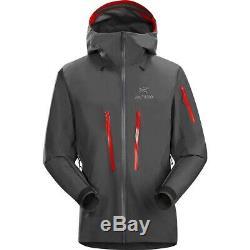 NWTs Arcteryx Mens Alpha SV Gore-Tex Jacket. Medium. Pilot (retail $749)