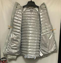 New $199 Columbia Mens Titanium Alpha Trail Down Hooded Jacket 3D Omni Heat Med