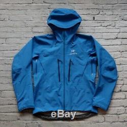 New Arc'teryx Alpha SV Goretex Pro Mountain Parka Jacket Size M