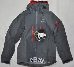 New Arcteryx Alpha Sv Jacket S-xl Mens Pilot Coat 3 Layer Goretex Pro Fast Ship