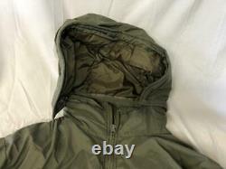 New Halys Sekri PCU L7 Level 7 Type 1 High Loft Jacket size Medium Alpha Gray