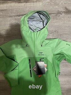 New with Tags Arc'teryx Alpha AR Goretex Pro Jacket Medium- Womens Portal
