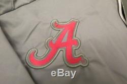 Nike 2017 Alabama Crimson Tide Cfp Alpha Fly Rush Shield Jacket (men's Medium)