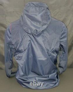 Nike Houston Texans Sideline Alpha Fly Rush Pullover Jacket, Navy, Size M