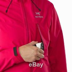Nwt Arcteryx Alpha Sl Jacket Medium Radicchio Womens