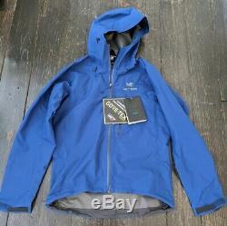 Nwt Men's Arc'teryx Alpha Sl Ascent Gore-tex Hardshell Jacket Size M