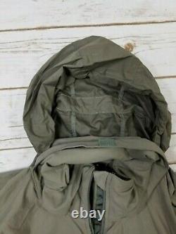 Patagonia Level 5 Soft Shell PCU L5 Jacket Alpha Green size Medium Regular