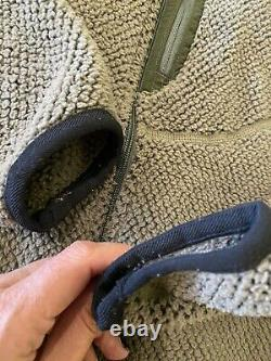 Patagonia MARS R2 Fleece Jacket ALP Brown Polartec PCU L3 ALPHA GREEN Med CAG