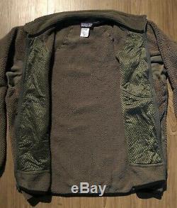 Patagonia Mens MARS PCU R2 Fleece MED Jacket Alpha Green NSW SOF DEVGRU