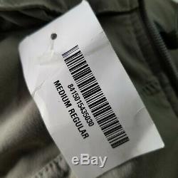 Patagonia Military Pcu Level 5 Jacket Alpha Grey Medium Regular Nwt