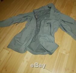 Patagonia PCU Level 5 Military Jacket Gen II MEDIUM-REGULAR Alpha Green SEAL