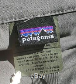 Patagonia PCU Level 5 Military Jacket Gen II Medium Regular M/R Alpha Green