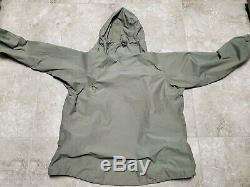 Patagonia PCU Level 6 Alpha Green GORE-TEX Jacket Shell Medium Regular Excellent