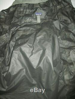 Patagonia PCU Level 6 Goretex Jacket and Pants MEDIUM-REGULAR (MR) Alpha