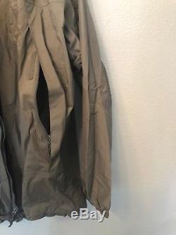 Patagonia PCU Level 6 Gortex Shell Jacket Medium Regular Alpha Green