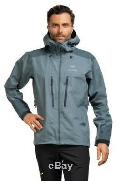 RRP £600 Arcteryx Alpha AR Gore-tex Pro Jacket Mens Size Medium waterproof Beta