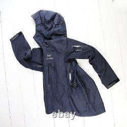 Rare Black Arcteryx Alpha SV Goretex XCR Jacket