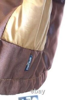 Stone Island Shadow Project SS21 REN MESH Polartec Alpha Liner Jacket Size M