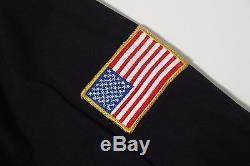 Supreme x ALPHA Filed Pullover MEDIUM jacket usa hoodie 2808B32
