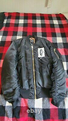 The Weeknd Bomber Jacket (Size Medium)