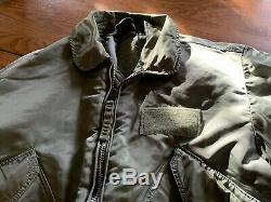 USAF Jacket, Flyers, CWU-45/P EXCELLENT CONDITION (N) NOMEX