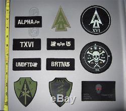 Undefeated Alpha Industries x Burton M-65 Trench Snowboard Snow Ski Jacket Camo