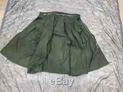 Vietnam era M65 Field Jacket OD Green, Med Reg, 1968 Alpha Industries US Army