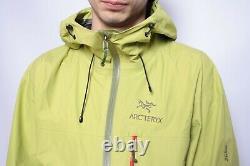 Vntg Arcteryx Arc'teryx Alpha SL Gore-Tex Paclite Hooded Shell Jacket sz M