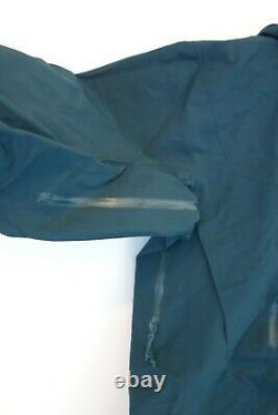 799 $ T.n.-o. Arc'teryx M's Alpha Sv Shell Jacket In Labyrinth Sz Medium M