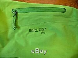 Alpha De Arcteryx Sv Veste Gore-tex Pro, Medium, Nouveau Avec Vente Balises Tn-o