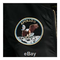 Alpha Industries Légère L-2b Apollo Flight Jacket Nylon Mjl47040c1