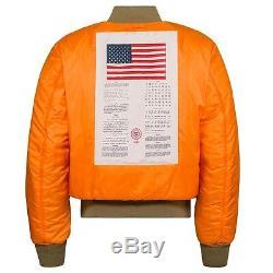 Alpha Industries Ma1 Sang Chit Vol Jacket Ma1 Mjm21300c1