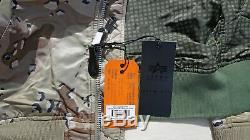 Alpha Industries Ma-1 Flight Jacket Bomber Chocolate Chip Réversible Digi Camo