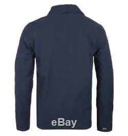 Alpha Industries Marine Utility Jacket Authentique Tout Neuf Avec Des Étiquettes