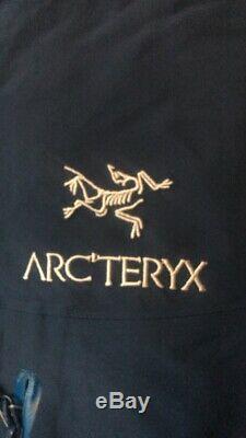 Arc'teryx Alpha Ar Gtx Veste / Medium / Triton Couleur Neuf Avec Étiquettes