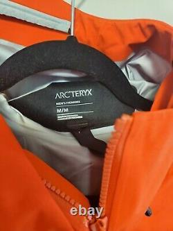 Arc'teryx Alpha Ar Veste Gore-tex Pro Mens Next Gen Taille Moyenne Dynastie Couleur