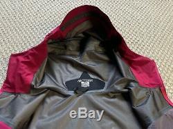 Arc'teryx Alpha Femmes Comp Gore Tex Hybrid Jacket M / Moyen Rrp £ 280
