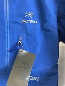 Arc'teryx Alpha Fl Gilet Femme Medium M Gore-tex Pro Bêta Gamma Imperméable