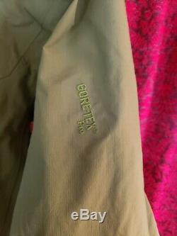 Arc'teryx Alpha Fl Gore-tex Pro Moyen Vert Utilisé