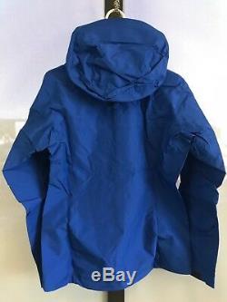 Arc'teryx Alpha Fl Jacket Femmes Moyenne M Gore-tex Pro Bêta Gamma Étanche