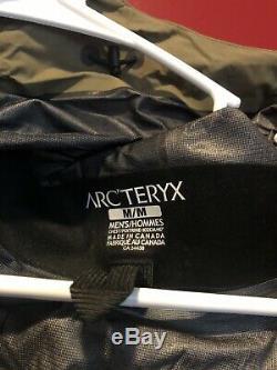 Arc'teryx Alpha Lt Veste Leaf Medium