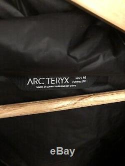 Arc'teryx Alpha Medium Black- Tn-o-men Veste De