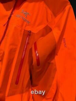 Arc'teryx Alpha Sl Hybrid Jacket Modèle Moyen Homme #8372210037gore-tex